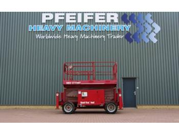 Scissor lift MEC 3772RT: picture 1
