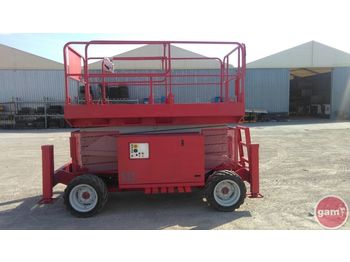 MEC 3772RT - scissor lift