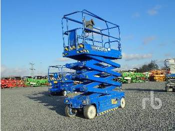 UPRIGHT X26N Electric - scissor lift
