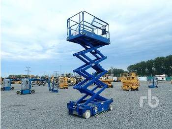 Scissor lift UPRIGHT X26 Electric: picture 1
