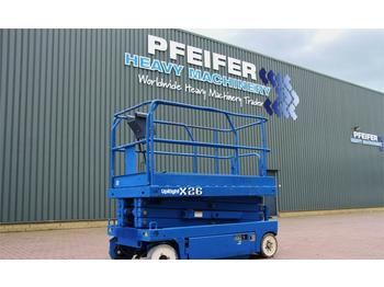 UpRight X26  - scissor lift