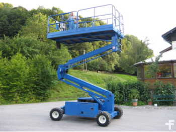 Scissor lift Upright SL 26 RT AWD 9 Meter
