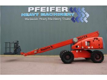Telescopic boom Haulotte H21TX Diesel, 4x4 drive, 20.85 m Working Height, R: picture 1