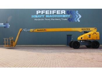 Telescopic boom Haulotte H25TPX Diesel, 4x4 Drive, 25.3m Working Height, Ro