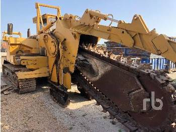 Trencher TESMEC TRS900SLO Ride On Crawler Chain