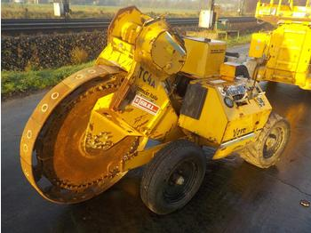 Vermeer TC4A - trencher