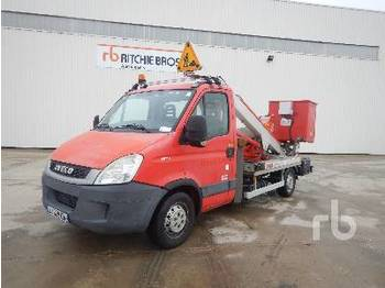 IVECO 35C11 w/Multitel MX 200, 20m - truck mounted aerial platform