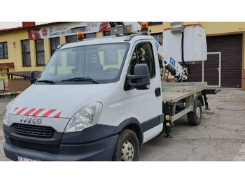 IVECO Daily 35S13/CTE162PRO H - truck mounted aerial platform