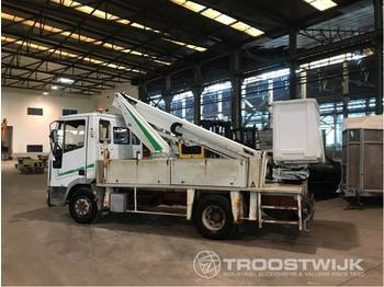 Iveco 80E15 - truck mounted aerial platform