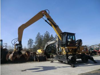 CATERPILLAR M318D MH - wheel excavator