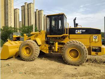 Wheel loader CATERPILLAR 966F
