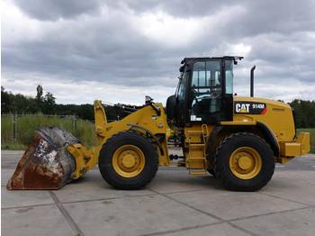 Wheel loader CAT 914M Extra hydraulic function / low hours