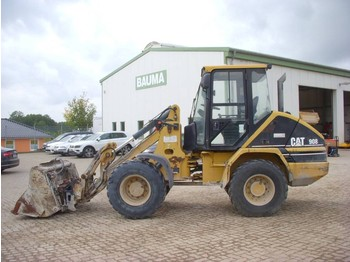 Caterpillar 908 (12001201) - wheel loader