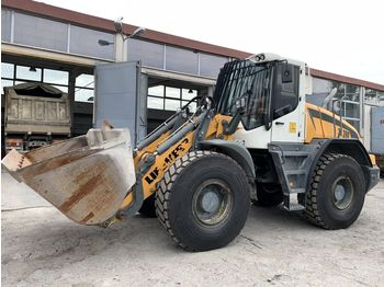 LIEBHERR L538 - wheel loader