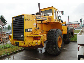 Wheel loader VOLVO L120
