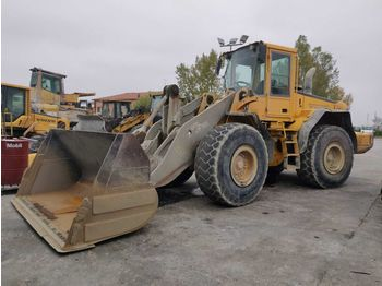 Wheel loader VOLVO L120E
