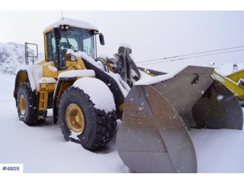 Wheel loader Volvo L150F: picture 1