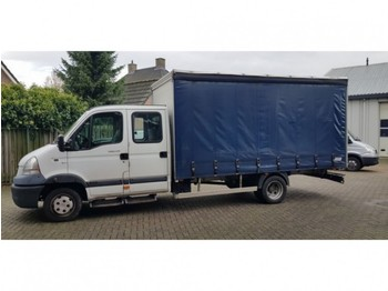Renault Mascott 150-35 - curtain side van