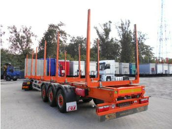 Timber transport SVAN NCH303-35V Holztransporter