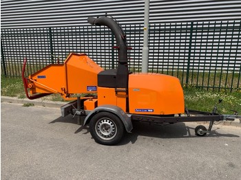 Wood chipper Tunnissen TS 160 M Eco hakselaar