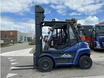 Forklift Linde H80D - 8,5 METER HEIGHT