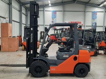 Forklift Toyota 02-8FDF25: picture 1