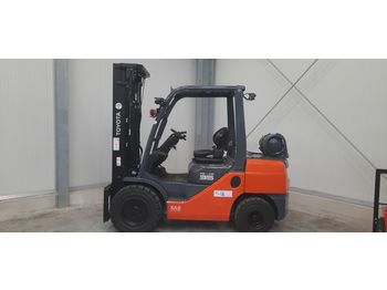 Forklift Toyota 02-8FGJF35: picture 1