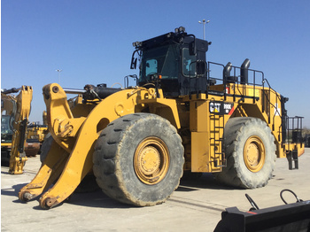 Cat 990k - other machinery