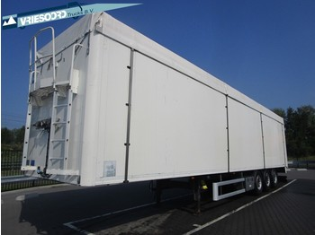 Knapen Trailers K100 - closed box semi-trailer