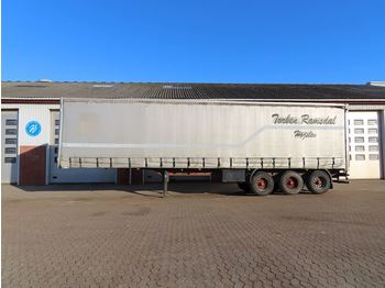 Kel-Berg  - curtainsider semi-trailer