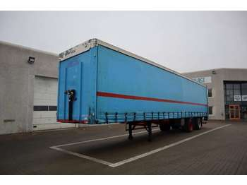 Kel-Berg 34 pl - curtainsider semi-trailer