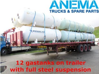 Tank semi-trailer LAG GAS