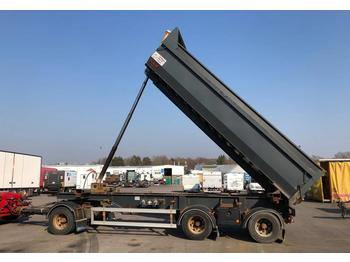 BK:S Trailer  - tipper semi-trailer