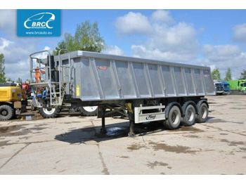 FLIEGL DHKA - tipper semi-trailer