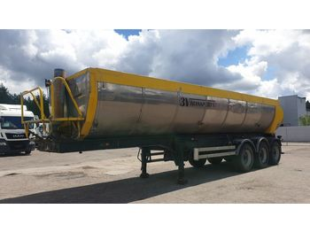 KELBERG T40B3 - tipper semi-trailer