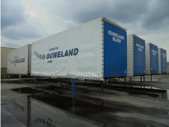 Curtainside swap body Krone