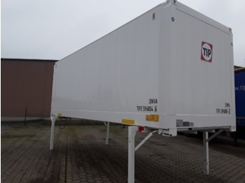 Krone Van - swap body - box