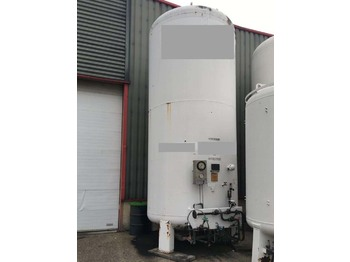 Messer Griesheim GAS, Cryogenic, Oxygen, Argon, Nitrogen - swap body - tank