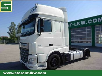 DAF FT XF 530 SSC, LOW DECK, Leder, Ret., Standklima  - tractor unit