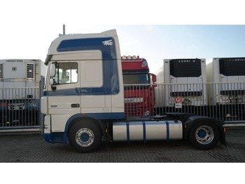 DAF XF 105.510 SUPER SPACECAB - tractor unit