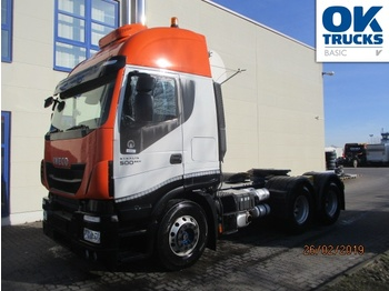 Tractor unit Iveco Stralis AS440S50TZ/PHM