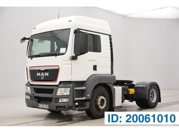 MAN TGS 18.400 - tractor unit