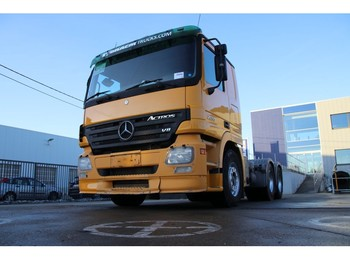 Mercedes-Benz ACTROS 2650 LS-MP2-BIG AXLES-KIPHYDR. - tractor unit