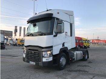 RENAULT T 460 Sleeper Cab + Voith Retarder - tractor unit