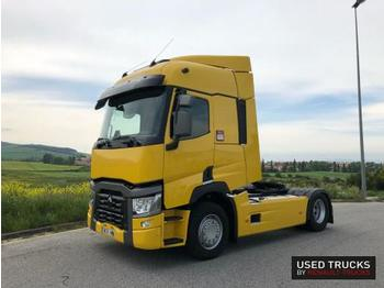 RENAULT T 460 + VOITH RETARDER - tractor unit