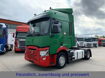 Renault *T 460*EURO 6*MOTORBREMSE*1.HAND*2x ALU TANK*  - tractor unit