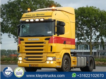 Scania R420 473tkm manual ret. - tractor unit
