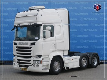 Scania R490 LA6X2/4MNA | MANUAL GEARING | SCHALTGETRIEBE | ROOF AIRCO - tractor unit