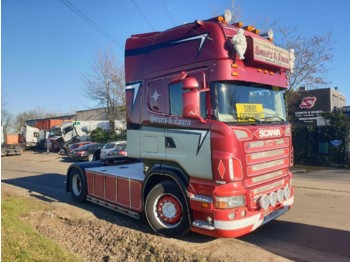Tractor unit Scania R 500 Topline showtruck 15/03 avallable