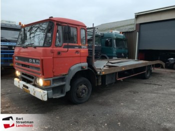 DAF 1700 Turbo Cartransporter Machinetransporter - autotransporter truck